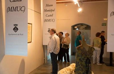 La exposición se puede visitar en el Castell (foto: Localpres)