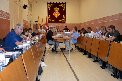 Este jueves se ha celebrado el último Pleno antes de las vacaciones de verano.