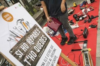 Entre las actividades programadas en La Gran Acción hay grandes clásicos como el Miércoles manitas en la calle (foto: Lali Puig)