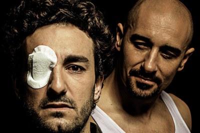 "Imagen promocional de ""El rei borni""."