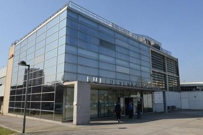 El punto de información está situado en el edificio Rubí+D (foto: Localpres).
