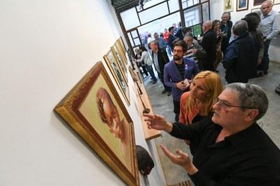 La muestra ha abierto puertas este viernes (Foto: Ayuntamiento/Localpres).
