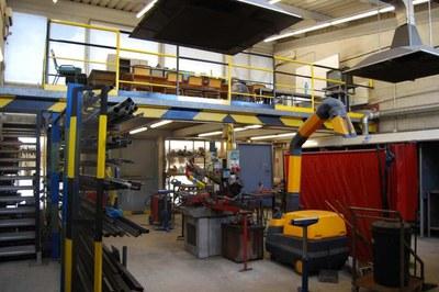 Las instalaciones homologadas del Rubí+D permiten otorgar certificados de profesionalidad.