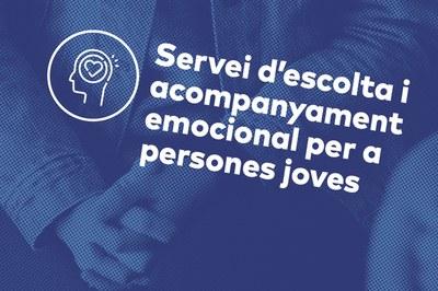 El servicio de acompañamiento emocional de Rubí Jove dobla el horario de atención al público.