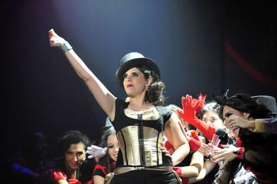 """Moulin Rouge"" adapta la película de Baz Luhrmann (foto: Manresa Teatro Musical)."