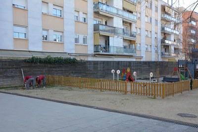Los trabajos han empezado esta mañana (Foto: Ayuntamiento).