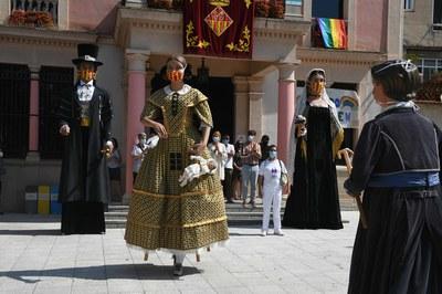Actos de la pasada festividad de Sant Pere (foto: Ayuntamiento de Rubí - Localpres).