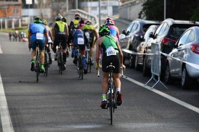 Por segundo año consecutivo, la carrera se disputará en la modalidad Duatlón Sprint (foto: Ayuntamiento ─ Localpres).