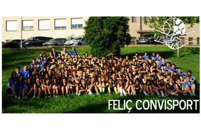 Este año, el Convisport llega a su 35ª edición (foto: Club Esportiu Maristes Rubí).