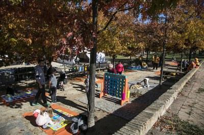 Los y las participantes seguirán diferentes dinámicas lúdicas (Foto: Ayuntamiento / Localpres).
