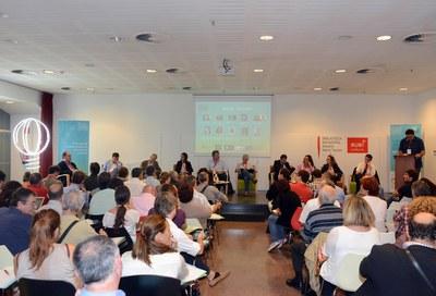 En octubre del año pasado, la ciudad acogió el 1er Congreso Nacional Rubí Brilla por el cambio de modelo energético (foto: Localpres).