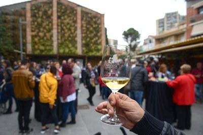 El año pasado, más de 10.000 personas visitaron la Fira del Vi del Celler (foto: Localpres).
