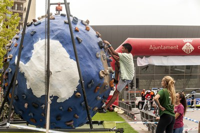 20ª Feria del Juego y del Deporte en la Calle (foto: Cesar Font)
