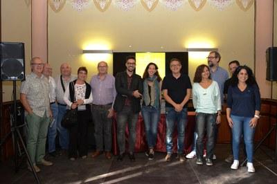 La 23ª Feria de Sant Galderic se ha presentado este martes en el Ateneu (foto: Localpres).