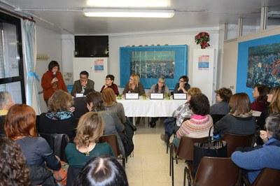 El acto de celebración del 25 aniversario de DAPSI ha contado, entre otros, con una mesa redonda (foto: Localpres).
