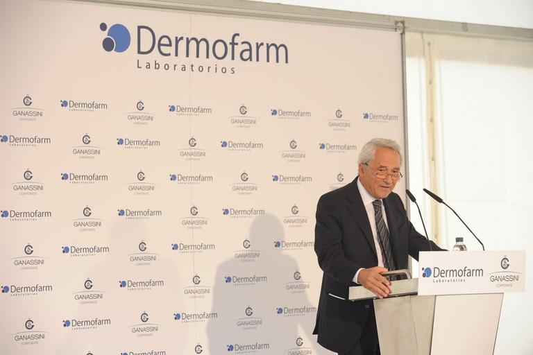 Domenico Ganassini, presidente del Instituto Ganassini (foto: Localpres)