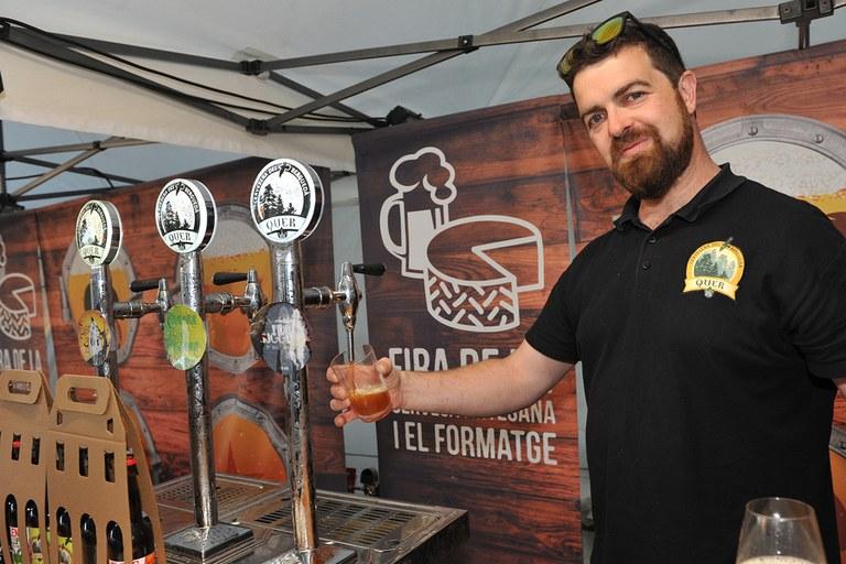 La cerveza artesana, gran protagonista de la feria (foto: Localpres)