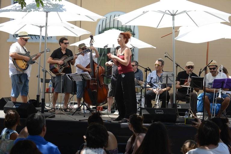 Las Jornadas de jazz han tenido lugar en el Ateneu (foto: Localpres)