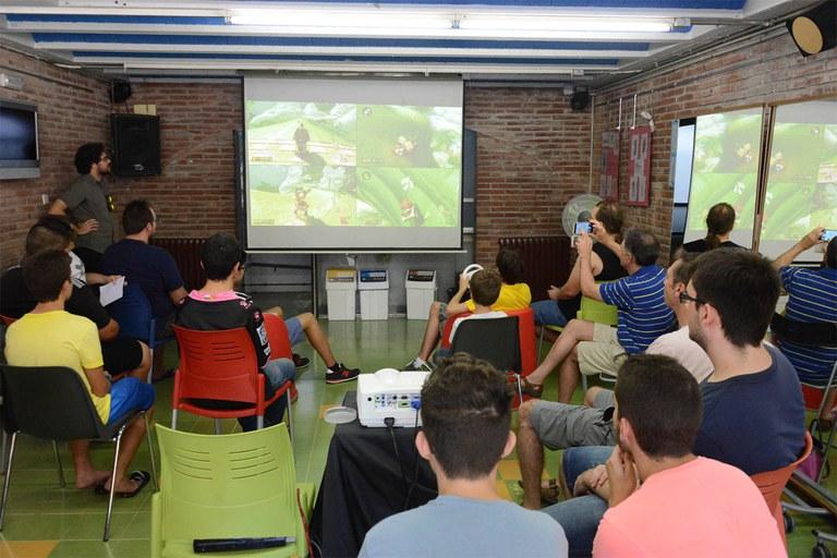 Torneo de Mario Kart (foto: Localpres)