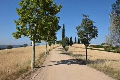 Rubí, como toda la comarca, dispone de muchos lugares interesantes para visitar (foto: Ayuntamiento de Rubí).