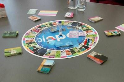 El juego del Biopolis (foto: Francesc Martínez Coaching).