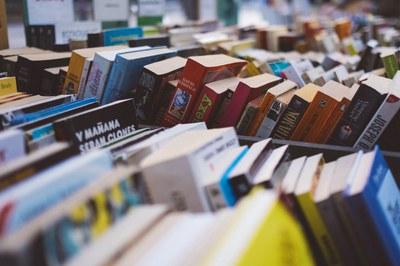 La Biblioteca Municipal Mestre Martí Tauler recoge libros para venderlos a 1 euro.