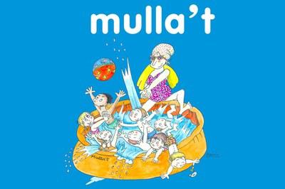 La dibujante Pilarín Bayés ha colaborado en la campaña ilustrando el cartel de esta edición.