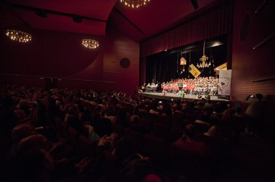 La Sala se ha llenado (foto: Localpres)