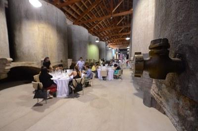 'El Celler' acoge la cata final de los Premios Vinari desde el nacimiento de los galardones (foto: Localpres).