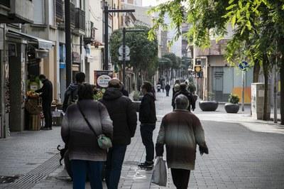 La encuesta recoge la valoración que la ciudadanía hace de diversos aspectos relacionados con el municipio (foto: Ayuntamiento de Rubí).