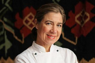 La cocinera Ada Parellada.