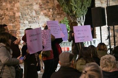 Imagen de archivo del 25 de noviembre (foto: Ayuntamiento de Rubí - Localpres).