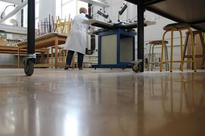 edRa ofrece ciclos formativos, pero también talleres y otros estudios no reglados (foto: edRa).