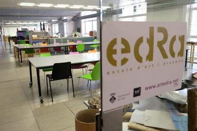 Instalaciones de edRa (foto: Localpres).