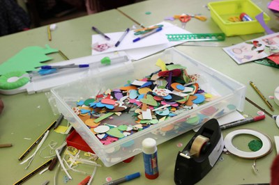 El Montessori es una de las escuelas de Rubí que forman parte del proyecto Alianzas Magnet (foto: Ayuntamiento de Rubí – Localpres).