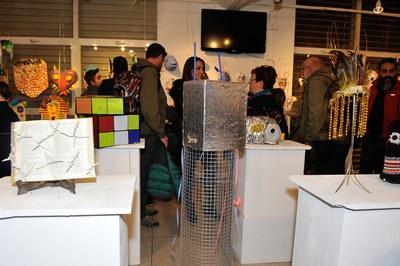 La exposición se podrá visitar hasta el 18 de febrero (foto: Localpres)