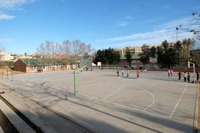 La Escuela Ramon Llull ganará una línea de P3 (foto: Localpres).