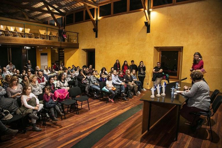 El jurado ha estado formado por representantes de grupos de teatro y danza amateur de la ciudad (foto: Ayuntamiento – Lali Puig)