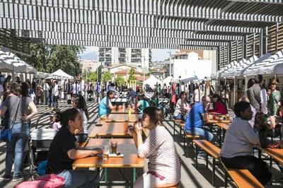 La feria será a la rambla del Ferrocarril (foto: Ayuntamiento de Rubí - Localpres).