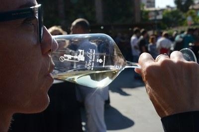 La Feria del Vino llenará de nuevo el entorno de El Celler (foto: Localpres).