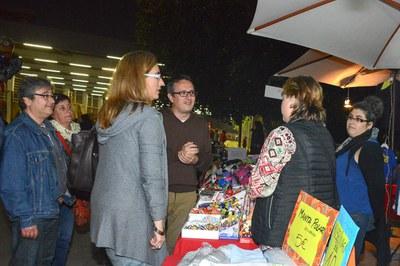 La 'Festa del Comerç' tendrá lugar en la Rambla del Ferrocarril (foto: Localpres 2015).