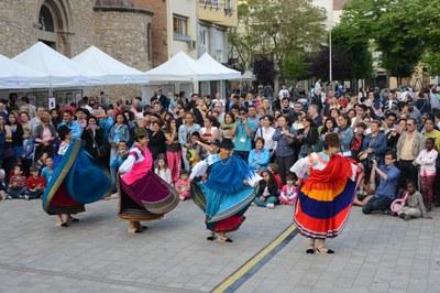 La Fiesta de la Diversidad repite ubicación en la plaza del Doctor Guardiet (foto: Localpres).