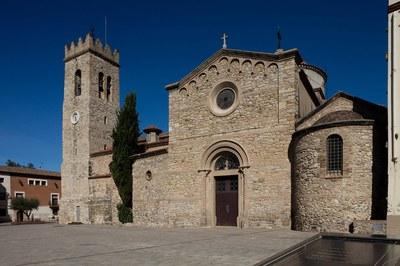 Los actos se realizarán en la iglesia de Sant Pere (foto: Ayuntamiento de Rubí - Teresa Llordés).