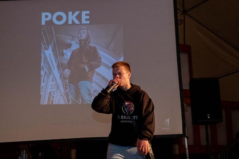 'Poke' es el ganador de la final (Ajuntament de Rubí - Localpres)