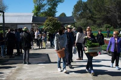 Jornada de puertas abiertas en la Font del Ferro (foto: Localpres)