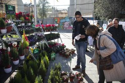Parada de la Font del Ferro en la celebración del Día Internacional de las Personas con Diversidad Funcional (foto: Ayuntamiento de Rubí - Lali Puig).