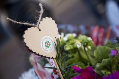 El vivero ya prepara la campaña especial del Día de los Enamorados (foto: Ayuntamiento de Rubí - Localpres).