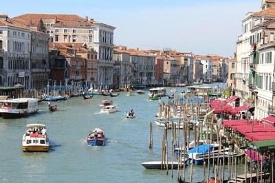 Uno de los viajes será a la región del Véneto.