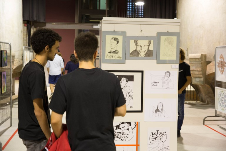 La exposición estará abierta hasta el 2 de octubre (foto: Localpres)