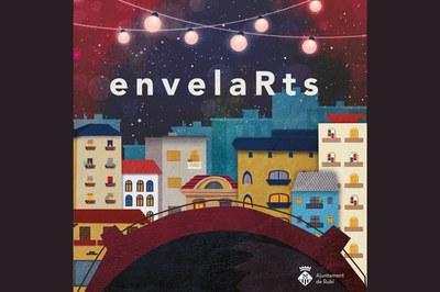 El envelaRts arrancará en las azoteas de la ciudad (Ayuntamiento de Rubí).